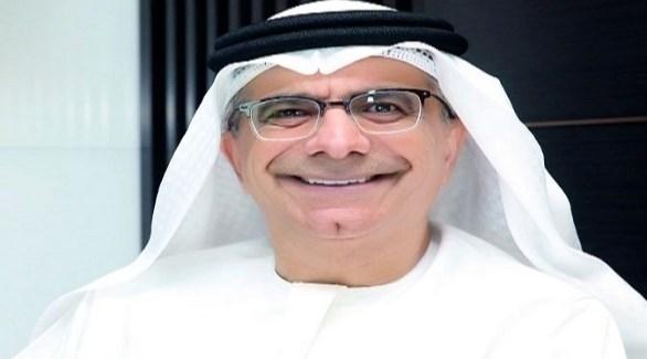 محافظ مصرف الإمارات العربية المتحدة المركزي عبدالحميد الأحمدي (أرشيف)