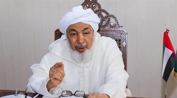 رئيس مجلس الإمارات للإفتاء الشرعي الشيخ عبد الله بن بيه (أرشيف)