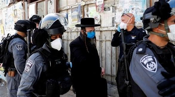 عناصر من الشرطة الإسرائيلية (أرشيف)