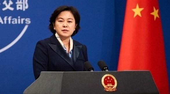 المتحدثة باسم وزارة الخارجية الصينية هوا تشونينغ  (أرشيف)