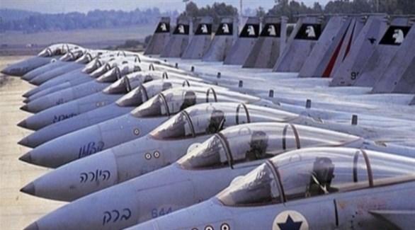 مقاتلات إسرائيلية باليونان في مناورات مشتركة سابقة (أرشيف)