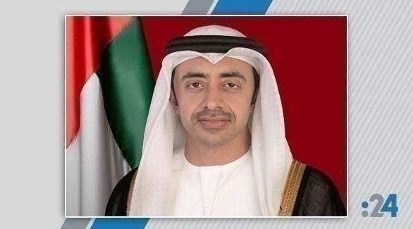 وزير الخارجية و التعاون الدولي الشيخ عبدالله بن زايد آل نهيان (أرشيف)