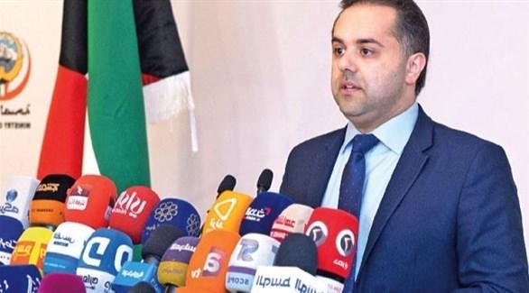 المتحدث باسم وزارة الصحة الكويتية الدكتور عبدالله السند (أرشيف)
