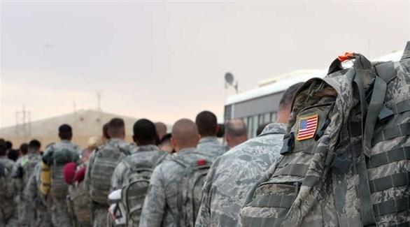 القوات الأمريكية في العراق (أرشيف)
