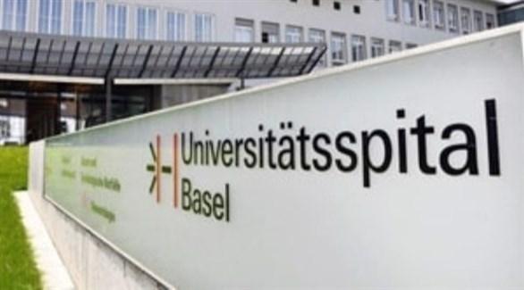 مستشفى جامعة لوزان في سويسرا (أرشيف)