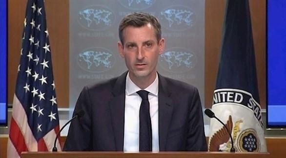 المتحدث باسم الخارجية الأمريكية نيد برايس (أرشيف)
