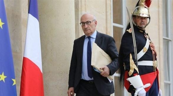 السفير الفرنسي لدى الولايات المتحدة الأمريكية فيليب إتيان (أرشيف)