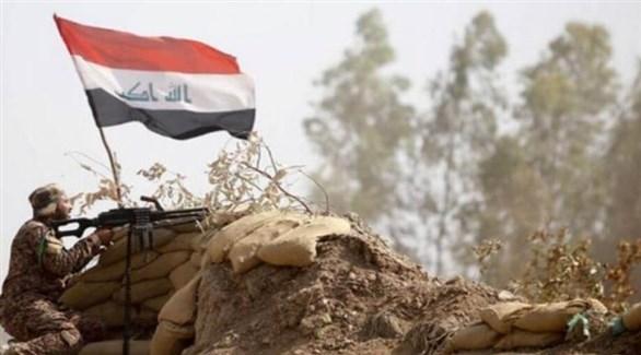 عنصر من الحرس العراقي (أرشيف)