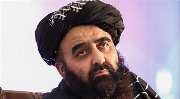 وزير خارجية طالبان أمير خان متقي (أرشيف)