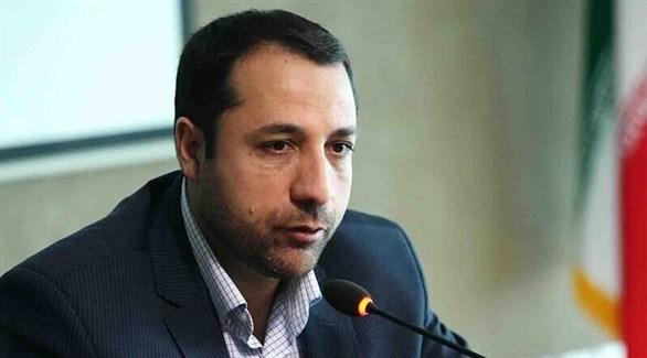 محافظ البنك المركزي الإيراني علي صالح أبادي (أرشيف)