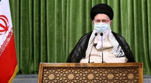 المرشد الإيراني علي خامنئي 0أرشيف)