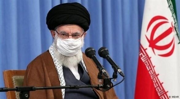 مرشد الجمهورية الإيرانية علي خامنئي (أرشيف)