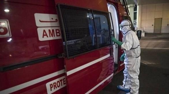 كوادر إسعاف مغربية (أرشيف)