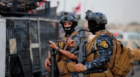 عناصر من الاستخبارات العراقية في عملية أمنية (أرشيف)
