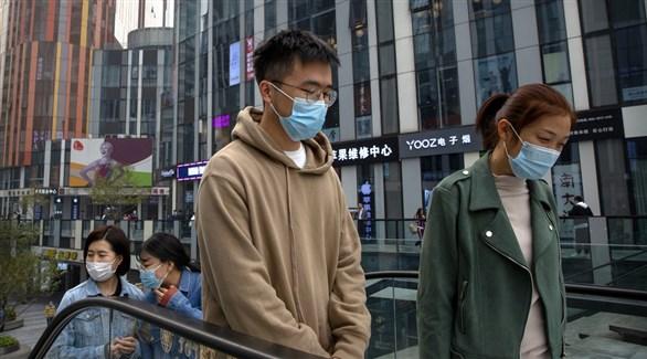 صينيون في بكين (أرشيف)