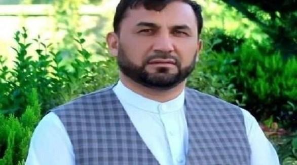 الناشط الأفغاني عبدي جاهد (أرشيف)