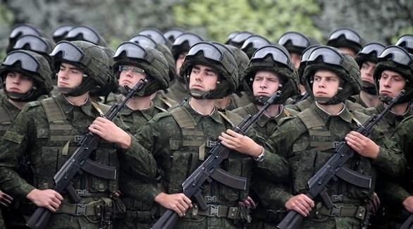 جنود من الجيش الروسي (أرشيف)