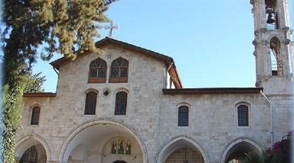 كنيسة الثالوث المقدس الأرمنية (أرشيف)