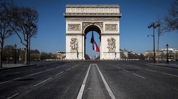 باريس خلال فترة حظر تجول سابقة (أرشيف)