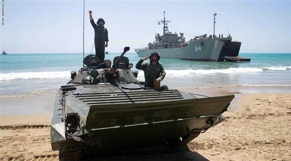 القوات البحرية الإيرانية (أرشيف)