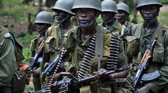 عناصر في الجيش الكونغولي (أرشيف)