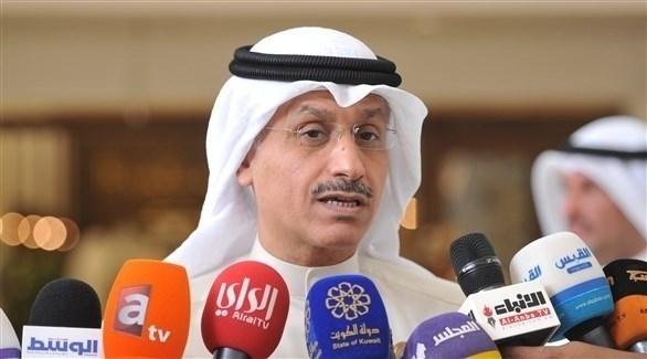 المتحدث باسم الحكومة الكويتية طارق المزرم (أرشيف)
