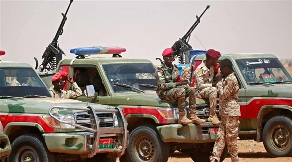 قوات سودانية على الحدود مع إثيوبيا (أرشيف)