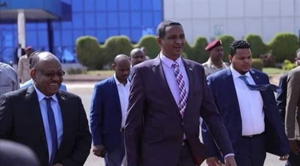 نائب رئيس مجلس السيادة السوداني محمد حمدان دقلو حميدتي (أرشيف)