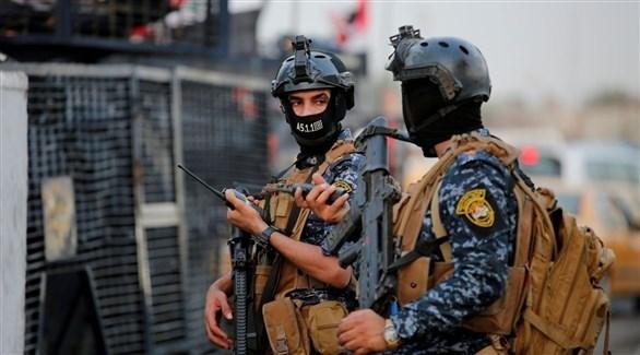 عنصران من الاستخبارات العراقية (أرشيف)