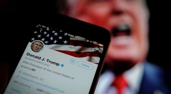 تويتر الرئيس الأمريكي دونالد ترامب (أرشيف)