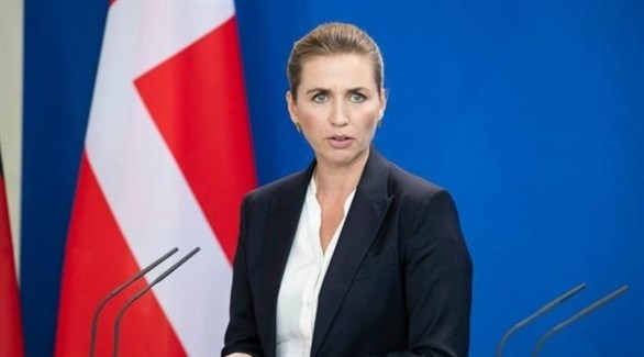 رئيسة الدنمارك ميت فريدريكسن (أرشيف)