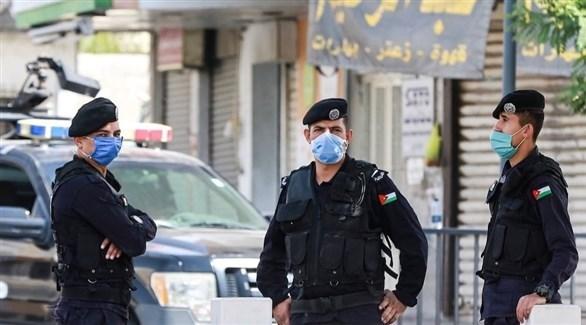 عناصر أمنية في الأردن (أرشيف / غيتي)