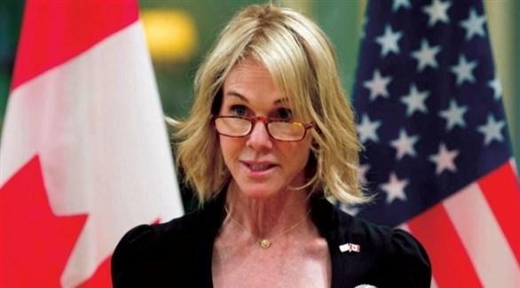 السفيرة الأمريكية لدى الأمم المتحدة كيلي كرافت (أرشيف)