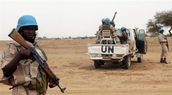 جنود من قوات حفظ السلام في مالي (أرشيف)