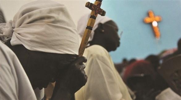 مسيحية أثيوبية (أرشيف)