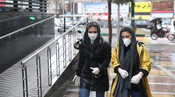 إيرانيتان في طهران (أرشيف)