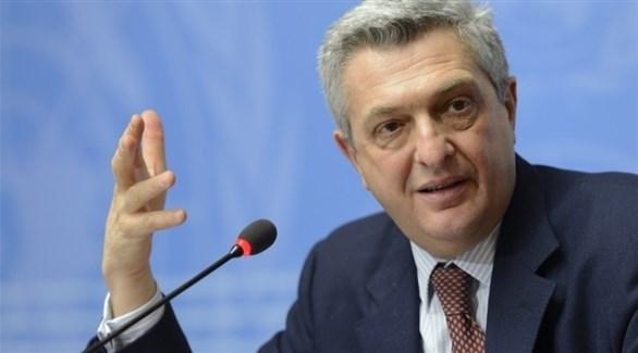 المفوض السامي لشؤون اللاجئين في الأمم المتحدة فيليبو غراندي (أرشيف)
