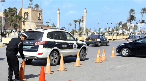 الأمن في ليبيا (أرشيف)