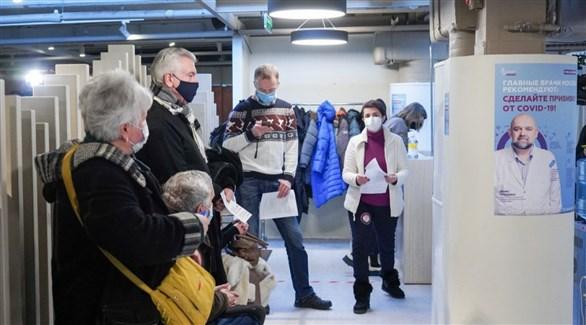 564 وفاة و18 ألف إصابة بكورونا في روسيا
