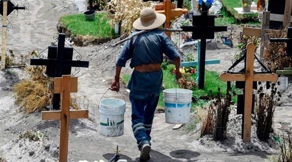 المكسيك تسجل 1743 وفاة جديدة بكورونا