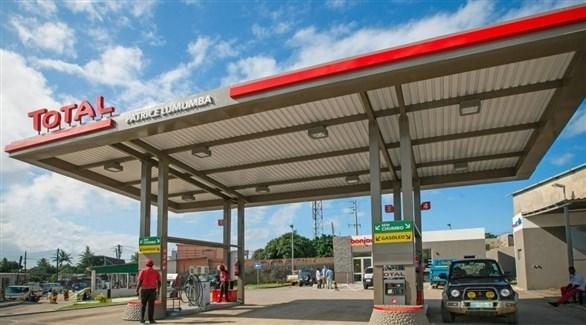 شركة توتال للغاز والنفط في موزمبيق (أرشيف)