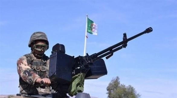 عناصر الجيش الجزائري (أرشيف)