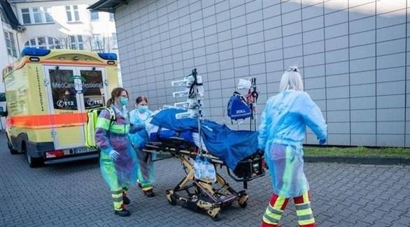 ألمانيا تسجل 11192 إصابة جديدة بكورونا