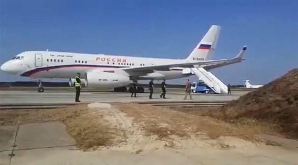 طائرة روسية (أرشيف)