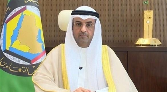 الأمين العام لمجلس التعاون الخليجي الدكتور نايف الحجرف (أرشيف)