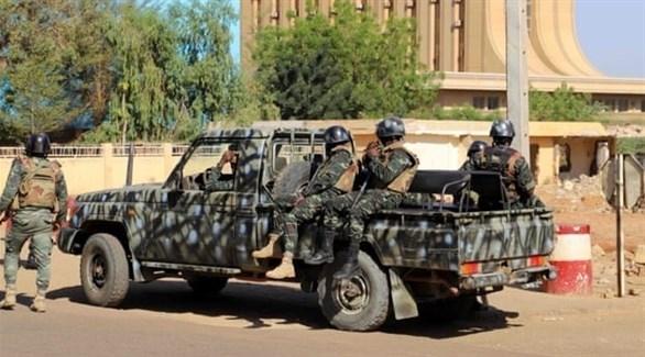 قوات أمنية في النيجر (أرشيف)