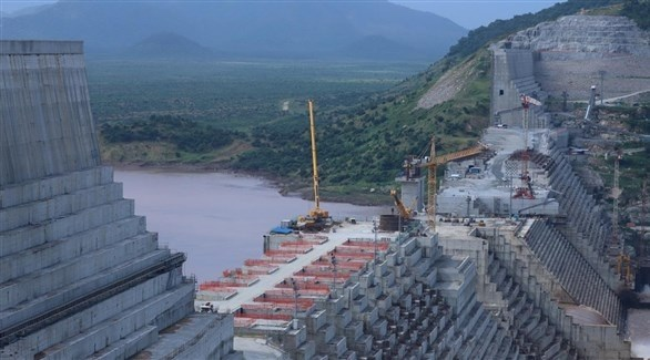 سد النهضة الإثيوبي (أرشيف)