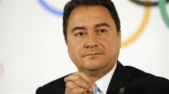 رئيس حزب الديمقراطية والتقدم التركي المعارض علي باباجان (أرشيف)