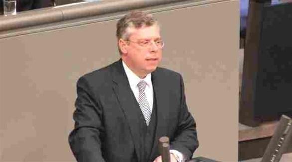 خبير الشؤون الخارجية في الحزب المسيحي الديمقراطي الألماني يورغن هارت (أرشيف)