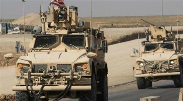 قوات أمريكية ضمن التحالف الدولي بالعراق (أرشيف)